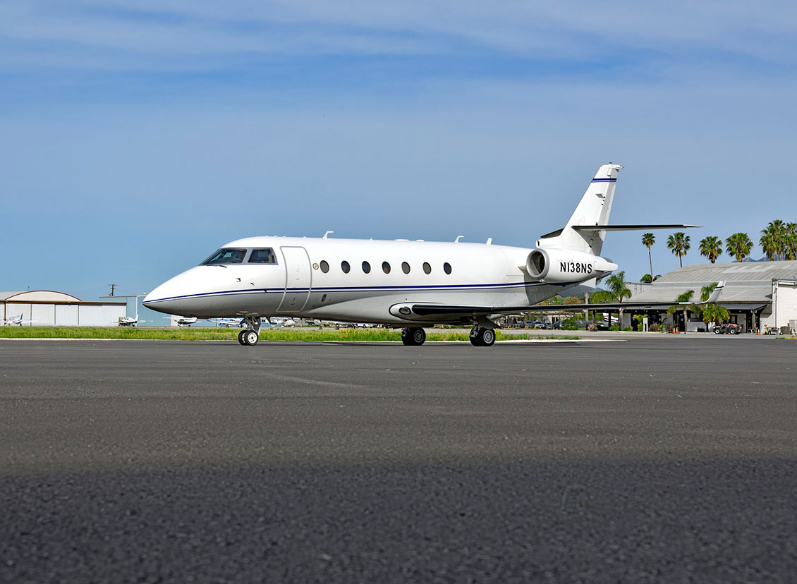 Preowned Aircraft - Gulfstream Aerospace